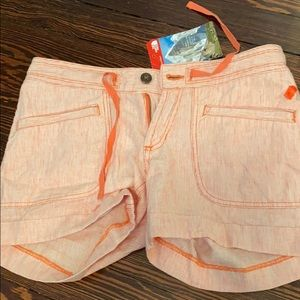 North face outdoor shorts